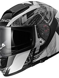 povoljno -LS2 FF397 Zatvorena kaciga Odrasli Uniseks Motocikl Kaciga Nepromočiv / Anti-prašine / Anti-Wear