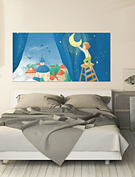 cheap -Decorative Wall Stickers - 3D Wall Stickers Abstract / Still Life Living Room / Bedroom