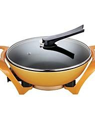 Недорогие -Пылесосы Многофункциональный Aluminum Alloy Пароварки для продуктов 220 V 1300 W Кухонная техника