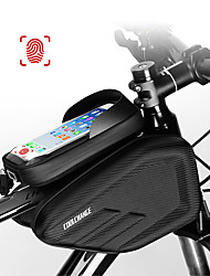 cheap -CoolChange Bike Frame Bag 6.0/6.2 inch Touch Screen Cycling for Cycling