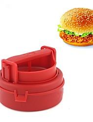 Недорогие -Кухонные принадлежности ПП (полипропилен) Инструкция Столовая и кухня / Инструменты сделай-сам Для Sandwich / Гамбургер 1шт