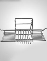 Недорогие -Поручень для ванны / Аксессуар для хранения / игрушки для купания Новый дизайн / Съемная / Многофункциональный Модерн / Мода Нержавеющая