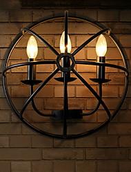 economico -Nuovo design / Fantastico Moderno / Contemporaneo Lampade da parete Salotto / Camera da letto Metallo Luce a muro 220-240V
