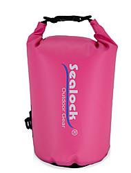 baratos -Sealock 10 L Bolsa Impermeável Zíper á Prova-de-Água, Vestível para Natação / Mergulho / Surfe