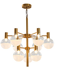 cheap -LWD Sputnik / Cylinder Chandelier Ambient Light - Creative, New Design, 90-240V Bulb Not Included / G9 / 10-15㎡