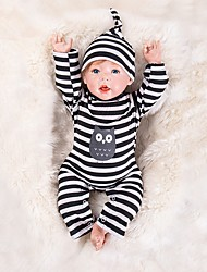 お買い得  -OtardDolls リボーンドール 赤ちゃん(男) 20 インチ 生き生きとした 子供 男の子 ギフト