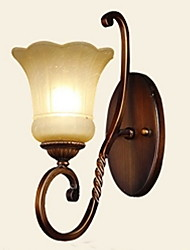 cheap -New Design Vintage Wall Lamps & Sconces Living Room / Bedroom Metal Wall Light 220-240V 40 W