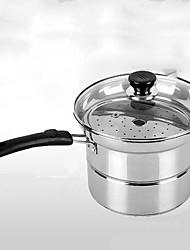 Недорогие -Мгновенный горшок Многофункциональный Нержавеющая сталь Пароварки для продуктов Кухонная техника
