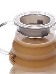 Недорогие -Стекло Прозрачный Body Транспорт 1шт чайник