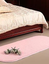 cheap -1pc Casual / Modern Bath Rugs Cotton Creative / Novelty Oval New Design / Non-Slip