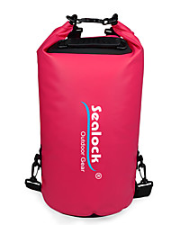 cheap -Sealock 20 L Waterproof Dry Bag / Carry-on Bag Wearable for Swimming / Diving / Surfing