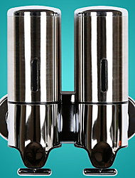 Недорогие -Дозатор для мыла Smart / Новый дизайн / Автоматический Современный Нержавеющая сталь 1шт - Ванная комната На стену