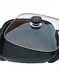 Недорогие -Мгновенный горшок Многофункциональный Нержавеющая сталь / сплав цинка Пароварки для продуктов 220 V 1600 W Кухонная техника