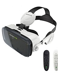 baratos -Óculos 3D ABS Grau A Transparente VR Virtual Reality Glasses 3D PP+ABS