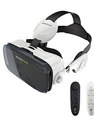 Недорогие -3D очки Первокласная сталь (ABS) Прозрачный Виртуальные очки реальности VR 3D Полипропилен + ABS