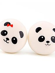 baratos -LT.Squishies Brinquedos de Apertar Antiestresse Panda Squishy Brinquedos de descompressão uretano poli 2 pcs Crianças Todos Para Meninos Para Meninas Brinquedos Dom