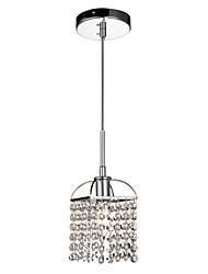 billige -SL® Vedhæng Lys Baggrundsbelysning - Krystal, 110-120V / 220-240V Pære ikke Inkluderet / 5-10㎡ / E12 / E14