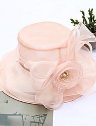 abordables -Tulle Coiffure avec Bonnet 1pc Mariage / Fête / Soirée Casque