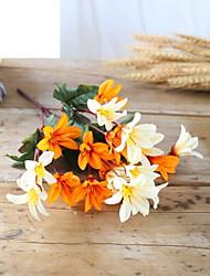 cheap -Artificial Flowers 1 Branch Classic Rustic Lilies Floor Flower