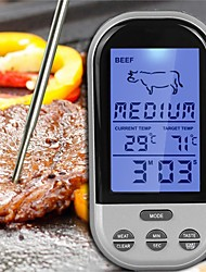 cheap -Kitchen Tools ABS Measure / Multi-functional / Digit LCD Display Themometer Everyday Use / Multifunction / Meat 1pc