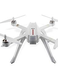Недорогие -RC Дрон MJX Bugs 3 Pro Готов к полету 10.2 CM 6 Oси 2.4G Квадкоптер на пульте управления Возврат Oдной Kнопкой / Прямое Yправление Квадкоптер Hа пульте Yправления / Пульт Yправления / 1 USB
