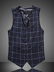 cheap -men's vest - creative v neck