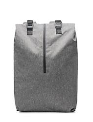cheap -Unisex Bags Polyester Sports & Leisure Bag Zipper Gray