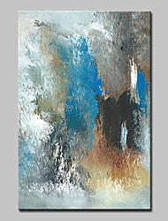 baratos -mintura® pintados à mão moderna pintura a óleo abstrata em quadros de arte da parede da lona para decoração de casa pronto para pendurar