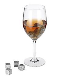 abordables -Articles de bar / Accessoires pour Bar & Vin Marbre / Granite, Du vin Accessoires Haute qualité Créatif pour Barware Creative Kitchen Gadget / Nouveauté créative 6pcs