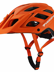 baratos -MOON Adulto Capacete de bicicleta 22 Aberturas Esportes Exercicio Exterior - Verde Menta / Verde / Azul Homens