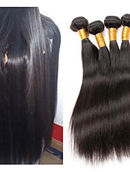 레미 인모 붙임머리 가발