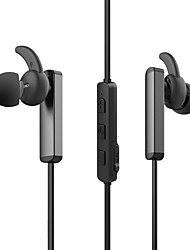 cheap -JTX S003D In Ear Wireless Headphones Earphone Aluminum Alloy Sport & Fitness Earphone with Microphone / with Volume Control Headset
