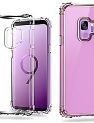 abordables -Funda Para Samsung Galaxy S9 Plus / S9 Antigolpes / Transparente Funda Trasera Un Color Dura ordenador personal para S9 / S9 Plus
