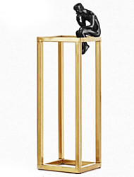 Недорогие -1шт стекло / Металл Европейский стиль для Украшение дома, Декоративные объекты Дары