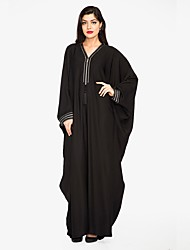cheap -BENEVOGA Women's Boho / Street chic Cloak / Capes - Solid Colored / Creative / Bohemian, Oversized