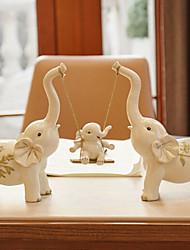 baratos -3pçs Resina Mediterrêneo para Decoração do lar, Home Decorações Presentes