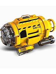 Недорогие -Лодка на радиоуправлении WLtoys 824180 ABS 3 pcs каналы 6 km/h КМ / Ч RTR