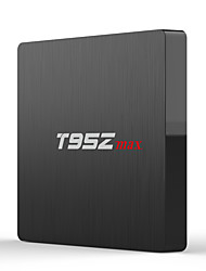 Недорогие -PULIERDE T95Z MAX-1 TV Box Android 7.1 TV Box Amlogic S912 3GB RAM 32Гб ROM Octa Core Новый дизайн