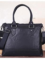 Недорогие -мужские сумки наппа кожа тотализатор молния черный