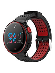 cheap -Smartwatch NO.1 X2 plus for iOS / Android Heart Rate Monitor / Waterproof / Blood Pressure Measurement / Calories Burned / Long Standby Stopwatch / Pedometer / Call Reminder / Activity Tracker