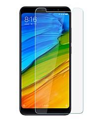 economico -Proteggi Schermo per XIAOMI Xiaomi Redmi Note 5 Vetro temperato 1 pezzo Proteggi-schermo frontale Durezza 9H / Anti-graffi
