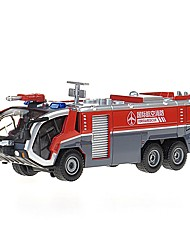 cheap -Toy Car Truck / Fire Engine Vehicle Truck / Transporter Truck / Fire Engine City View / Cool / Exquisite Metal All Child's / Teenager Gift 1 pcs