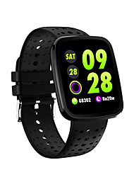 cheap -Smart Bracelet Smartwatch for iOS / Android Blood Pressure Measurement / Calories Burned / Exercise Record / Distance Tracking / Pedometers Pedometer / Call Reminder / Sleep Tracker / Sedentary