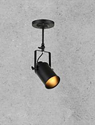 abordables -Projecteur Lumière dirigée vers le bas Métal 110-120V / 220-240V Ampoule non incluse