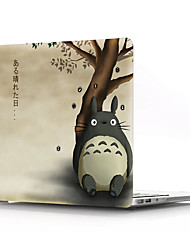 """Недорогие -MacBook Кейс Кот пластик для Новый MacBook Pro 15"""" / Новый MacBook Pro 13"""" / MacBook Pro, 15 дюймов"""