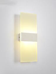 Недорогие -LED / Модерн Настенные светильники Гостиная / Спальня Металл настенный светильник 110-120Вольт / 220-240Вольт 5 W