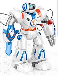baratos -RC Robot Domésticos e pessoais Robots 2.4G Plástico Elétrico / Controle Remoto / Design de Desenho-Animado Não