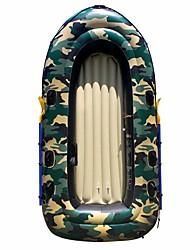 Недорогие -2 человека Надувная лодка с аксессуарами с Французские весла PVC Рыбалка / катание на лодках 190*98 cm