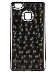 Недорогие -Кейс для Назначение Huawei P20 / P8 Своими руками Кейс на заднюю панель С сердцем / Градиент цвета Мягкий ТПУ для Huawei P20 / Huawei P20 lite / P10 Lite