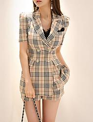 cheap -Women's Active Suits-Check